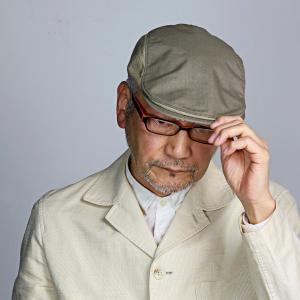 ハンチング帽 プレゼント 帽子 撥水加工 DAKS TCオーバーダイ ハンチング メンズ 父の日 ギ...