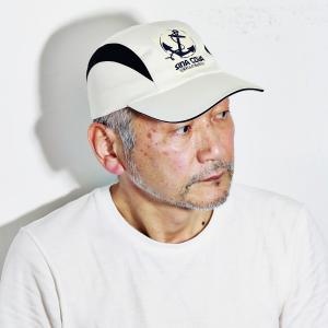 キャップ SINACOVA スポーツ ジェットキャップ マリン カジュアル 春夏 シナコバ 日本製 ...