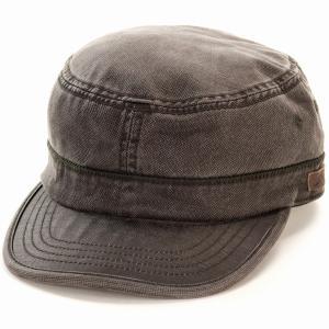ゴットマン Charvis  ウォッシュド ワークキャップ ドイツ Gottmann 帽子 メンズ 春夏 キャップ ワーク帽 UVプロテクト 40+ Dグレー|elehelm-hatstore
