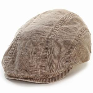 ハンチング帽 UVプロテクト 40+ ゴットマン Houston ウォッシュド ハンチング ドイツ Gottmann ハンチング 帽子 メンズ 春夏 ハンチングキャップ Dベージュ|elehelm-hatstore