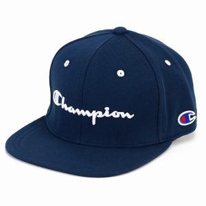 秋冬 帽子 スポーツ チャンピオン スウェット キャップ メンズ レディース 6方キャップ カジュアル 野球帽 champion cap 紺 ネイビー elehelm-hatstore