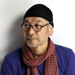 メンズ ニット ワッチ 春夏 帽子 日本製 KNOX ショートワッチ ノックス 紳士 ニット帽 コットン100% 黒 ブラック|elehelm-hatstore