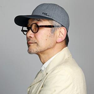 帽子 メンズ 春夏 キャップ 日本製 ノックス サッカー生地 KNOX 野球帽 涼しい 紳士 ベースボールキャップ レディース グレー|elehelm-hatstore