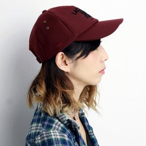 秋冬 キャップ 紫外線カット レディース コスミカルウォーム LACOSTE ユニセックス CAP メンズ 帽子 ラコステ ワイン elehelm-hatstore
