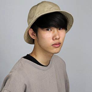 メトロハット lacoste 春 夏 メンズ 帽子 綿ヘンプ 涼しい 無地 日本製 クルーハット レディース ハット ラコステ シンプル 父の日 ギフト ベージュ|elehelm-hatstore