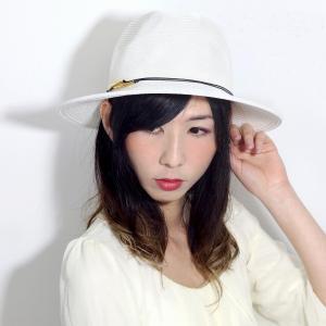 春 夏 スカラ 麦わら帽子 中折れ帽 ペーパーブレード 麦わら帽子 涼しい ハット メンズ SCALA サイズ調整 帽子 中折れ レディース 白 ホワイト|elehelm-hatstore