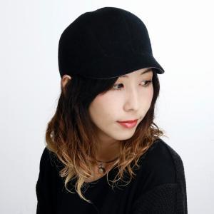 秋冬 キャップ リバーシブル マズルカ 日本製 帽子 メンズ Mazurek ウール 起毛 CAP レディース ブラック|elehelm-hatstore