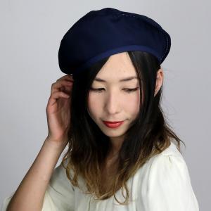 マズルカ 日本製 帽子 メンズ 春夏 オックス ベレー帽 レディース mazurek ベレー シンプル/紺 ネイビー|elehelm-hatstore