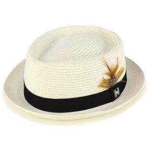 中折れ帽 ハット 子つば ピーターグリム メンズ 帽子 ミニマム 春 夏 pgf1409 MADISON アイボリー|elehelm-hatstore
