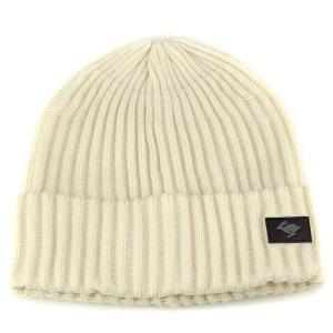 ニット帽 帽子 PETER GRIMM ピーターグリム ニット ワッチ シンプル ワンポイント RUBEN アイボリー|elehelm-hatstore
