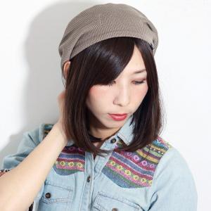 ラカル 春夏 racal ベレー メンズ ベレー帽 夏 帽子 サマーニット レディース ニットベレー帽 日本製 ニット帽 ニット メンズ サマーニット帽/ベージュ|elehelm-hatstore