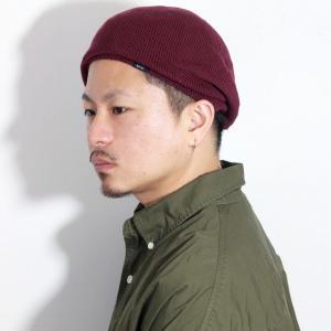 サマーニット帽 春夏 racal ベレー メンズ ベレー帽 夏 帽子 サマーニット レディース ニットベレー帽 日本製 ニット帽 ニット メンズ/ワイン|elehelm-hatstore
