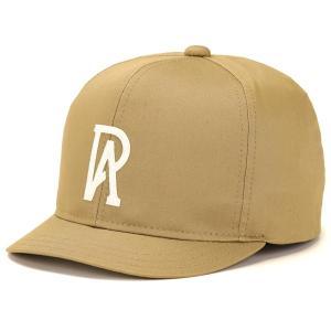 ベーシック 春夏 定番 涼しい帽子 アンパイアキャップ メンズ 帽子 CAP racal 日本製 コットン ブランド/ベージュ|elehelm-hatstore