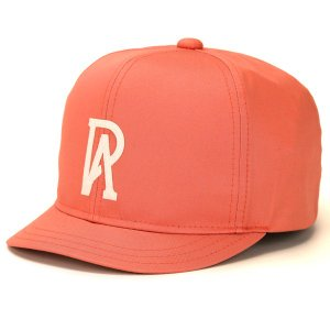 コットン ブランド 帽子 ベーシック 春夏 定番 涼しい帽子 CAP racal 日本製 アンパイアキャップ メンズ/ピンク|elehelm-hatstore