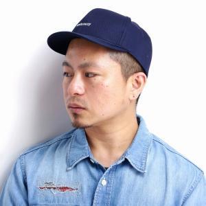 メンズ 帽子 オールシーズン ブランド キャップ コットン ローアンパイアキャップ CAP racal  日本製 ストリート/ネイビー 紺|elehelm-hatstore