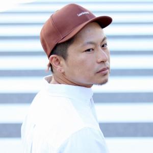 コットン ローアンパイアキャップ CAP racal オールシーズン ブランド キャップ メンズ 帽子 日本製 ストリート/茶色 ブラウン|elehelm-hatstore