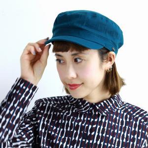 CAP ブランド キャップ メンズ 帽子 modscap マリンキャップ racal  日本製 秋冬 ウール カジュアル ワークキャップ  レディース/エメラルド|elehelm-hatstore