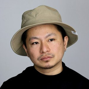 布帛 ヘンプ ハット 春夏 コットン ブランド ナチュラル サファリハット  メンズ 帽子 racal  日本製 シンプル サハリハット/ベージュ|elehelm-hatstore