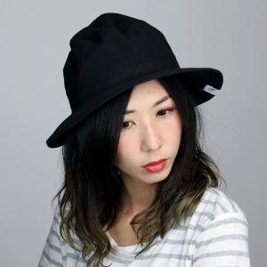 racal  日本製 シンプル サハリハット 布帛 ヘンプ ハット 春夏 コットン ブランド ナチュラル サファリハット メンズ 帽子/黒 ブラック|elehelm-hatstore