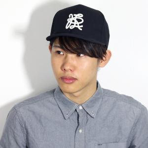 日本製 ストリート キャップ メンズ 帽子 コットン 個性的 CAP ブランド オールシーズン racal  定番アンパイアキャップ/黒 ブラック|elehelm-hatstore