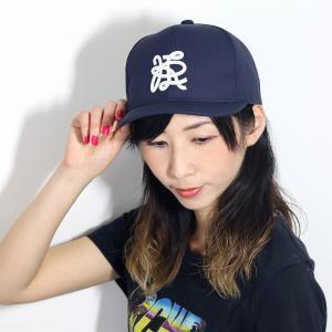 定番 アンパイアキャップ 日本製 ストリート キャップ メンズ 帽子 コットン 個性的 CAP ブランド オールシーズン racal/紺 ネイビー|elehelm-hatstore