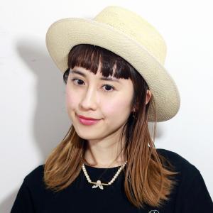 春夏 パナマハット 帽子 メンズ 石目編み コマ編み 日よけ...