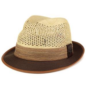 ハット メンズ 中折れ 春夏 Carlos Santana カルロスサンタナ パナマハット メキシコ製 タン ベージュ|elehelm-hatstore
