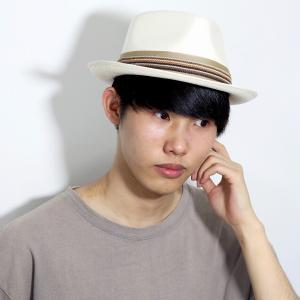春 夏 帽子 メンズ ストローハット シャンタン 麦わら帽子 インポート 中折れ帽 CARLOS SANTANA カルロス サンタナ ナチュラル|elehelm-hatstore