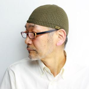 ステットソン ニットキャップ ニット帽 ショートワッチ Royal Stetson ビーニー 屋内 カジュアル/カーキ|elehelm-hatstore