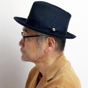ステットソン 帽子 ハット 秋冬 アンゴラ ウール メンズ STETSON チャコールグレー|elehelm-hatstore