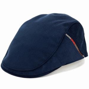 ステットソン ハンチング 帽子 メンズ サミアソフィー ハンチング帽 stetson 日本製 秋冬 ハンチングキャップ 手洗い可 紺 ネイビー|elehelm-hatstore