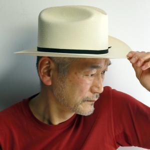 ステットソン 春夏 帽子 OPEN ROAD テンガロン シャンタン 6X カウボーイ ハット 中折れ メンズ レディース STETSON ストロー ハット 白 ホワイト ナチュラル elehelm-hatstore