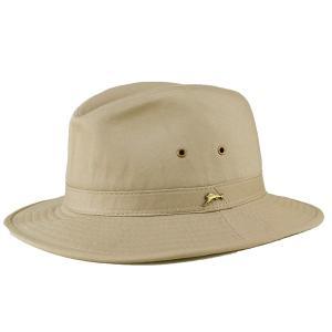 帽子 メンズ ハット パマナ インディージョーンズ サファリ アドベンチャー 冒険 マリン トミーバハマ コットン 春夏 リゾート レディース カーキ|elehelm-hatstore