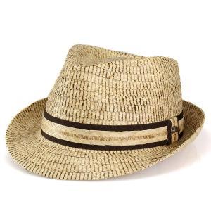 トミーバハマ ブリブレード 中折れハット 帽子 メンズ ストローハット 夏の帽子 tommybahama ナチュラル|elehelm-hatstore