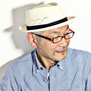 高級帽子ブランド・ビルトモアの本格ハットから、春夏のラグジュアリーハットが到着! 細く白い上質なシャ...