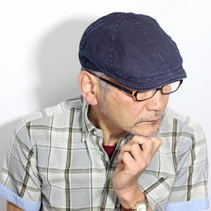 春夏 WIGENS 6方ハンチング ウォッシュドリネン 大きいサイズ メンズ ハンチング帽 ヴィゲン Pub classic cap インポートハット 帽子 ネイビー elehelm-hatstore