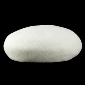 ベレー帽 帽子 レディース レディス 国産バスクベレー 大きいトップで耳まですっぽり帽子 アイボリー|elehelm-hatstore|04