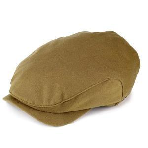 Wigens ハンチング メンズ Wigen 帽子 紳士 シンプル カジュアル ストームシステム ロロ・ピアーナ キャメル|elehelm-hatstore
