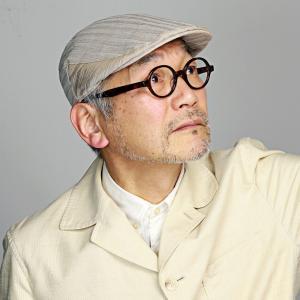 日本製 小千谷縮 ヘリンボン マルゼ ハンチング サイズ調整付 メンズ レディース 春 夏 小さいサ...