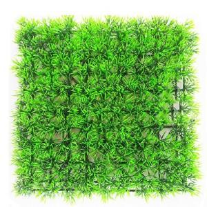 送料無料 新品●プラスチック 人工芝生 アクアリウム用 水草 水槽用  インテリア●人工芝|elelerueru