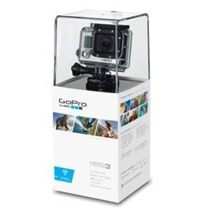 約2週間待ち 新品●GOPRO ウェアラブルカメラ HERO3+ White Edition ゴープロ HERO3+ black Edition ●水深40mまで可能|elelerueru