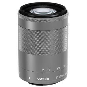 送料無料 新品●キャノン CANON EF-M 55-200mm F4.5-6.3 IS STM 望遠ズームレンズ●保証付き(10か月) カメラ●一眼レフ|elelerueru