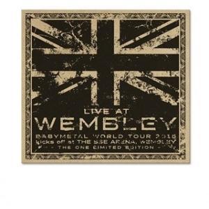 送料無料 新品●Blu-ray ベビーメタル BABYMETAL  LIVE AT WEMBLEY ARENA THE ONE LIMITED EDITION●ベビーメタル|elelerueru