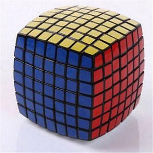 送料無料 新品 箱無し●大サイズ 7×7×7 ルービックキューブ  IQ ルービックキューブ●Rubik's Cube おもちゃ 知育玩具 頭の運動|elelerueru