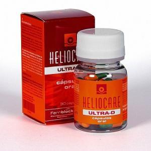 新品 送料無料●ヘリオケア ウルトラD オーラル 30錠 飲む日焼け止め 美白 日焼け対策