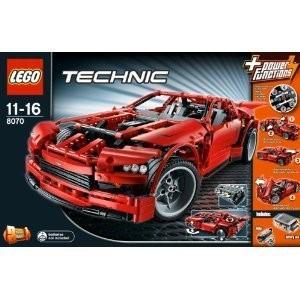 送料無料 新品●LEGO レゴ テクニック スーパーカー 8070●|elelerueru