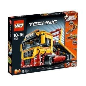 予約販売【約2-3週間待ち】 送料無料 新品●LEGO レゴ テクニック フラットベッド・トラック 8109●|elelerueru