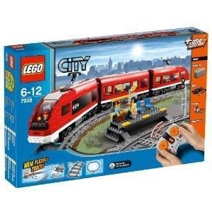 送料無料 新品●LEGO  レゴ シティ トレイン 超特急列車 LEGO 7938●|elelerueru