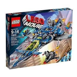 予約販売【約2-3週間】 送料無料 新品●LEGOムービー LEGO 70816 レゴ ムービー ベニーの宇宙船ったら宇宙船●|elelerueru