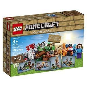 送料無料 新品●LEGO レゴ マインクラフト LEGO Minecraft 21116●|elelerueru
